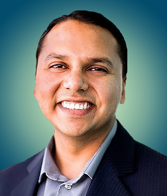 Gary Bahadur <br>Chief Executive Officer